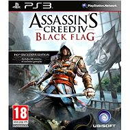 Assassins Creed IV: Black Flag - PS3 - Hra pro konzoli