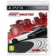 Need for Speed: Most Wanted - PS3 - Hra pro konzoli