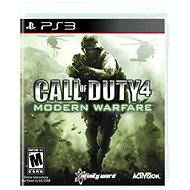 Call of Duty: Modern Warfare - PS3 - Hra pro konzoli