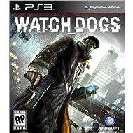 Watch Dogs - PS3 - Hra pro konzoli