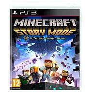 Minecraft: Story Mode - PS3 - Hra pro konzoli