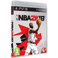 NBA 2K18 - PS3 - Hra pro konzoli