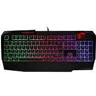 MSI Vigor GK40 CZ - Herní klávesnice