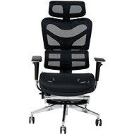 MOSH BS-702L Black - Office Chair