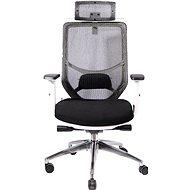 MOSH BS-X02 černá - Kancelářská židle