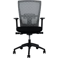 MOSH BS-201 šedá - Kancelářská židle