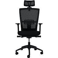 MOSH BS-202 černá - Kancelářská židle