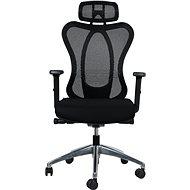 MOSH BS-311 černá - Kancelářská židle