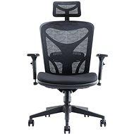MOSH AIRFLOW-601 černá - Kancelářská židle