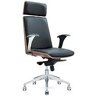 MOSH WUD Classic 133BL černá - Kancelářská židle