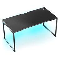 MOSH Chameleon s RGB LED podsvícením - černo/bílý - Herní stůl