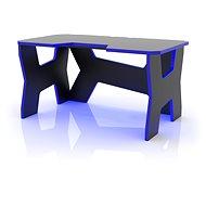 MOSH s modrým LED podsvícením - Herní stůl