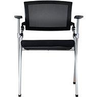 MOSH 1605 černá 2ks - Konferenční židle