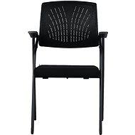MOSH 9001 černá 2ks - Konferenční židle