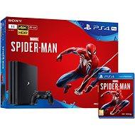PlayStation 4 Pro 1TB + Spider-Man - Herní konzole