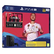 PlayStation 4 Pro 1TB + FIFA 20 - Game Console