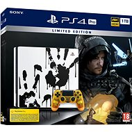 PlayStation 4 Pro 1TB Death Stranding Limited Edition - Herní konzole