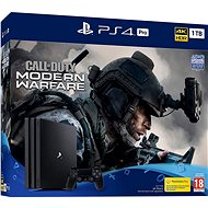 PlayStation 4 Pro 1TB + Call of Duty: Modern Warfare - Herní konzole