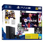 PlayStation 4 Pro 1TB + FIFA 21 + 2x DualShock 4 - Game Console