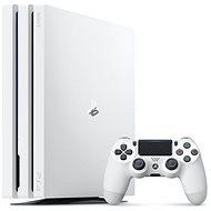 PlayStation 4 Pro 1TB - Glacier White - Herní konzole