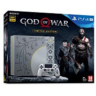 PlayStation 4 Pro 1TB God Of War Limited Edition - Herní konzole