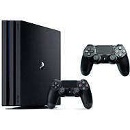 PlayStation 4 Pro 1TB + 2x DualSchock 4