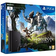 Sony PlayStation 4 - 1TB Slim Horizon Zero Dawn Edition - Herní konzole