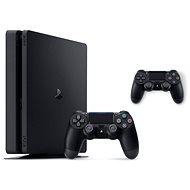 Herní konzole PlayStation 4 Slim 500 GB + 2x DualShock 4