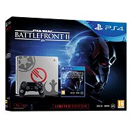 PlayStation 4 1TB Slim Star Wars Battlefront II Limited Edition - Herní konzole