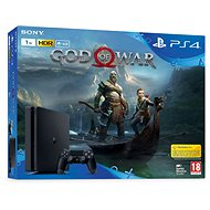 PlayStation 4 1TB Slim + God Of War - Herní konzole