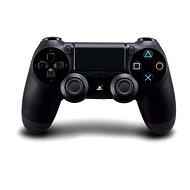 Sony PS4 DualShock 4 (Black) - Bezdrátový ovladač