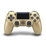 Sony PS4 Dualshock 4 - V2 (Gold) - Bezdrátový ovladač