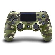 Sony PS4 Dualshock 4 V2 - Green Camo - Gamepad