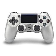 Sony PS4 Dualshock 4 - V2 (Silver) - Bezdrátový ovladač