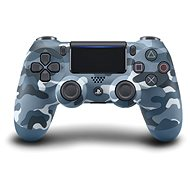 Sony PS4 Dualshock 4 V2 - Blue Camouflage - Gamepad