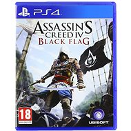 Assassins Creed IV: Black Flag - PS4 - Hra pro konzoli