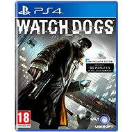Watch Dogs - PS4 - Hra na konzoli