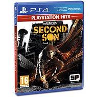 InFamous: Second Son - PS4 - Hra pro konzoli
