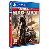 Mad Max - PS4 - Hra pro konzoli