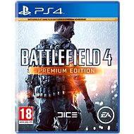 Battlefield 4 Premium Edition - PS4 - Hra pro konzoli