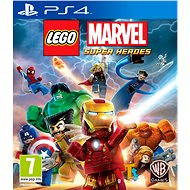 LEGO Marvel Super Heroes - PS4 - Hra na konzoli