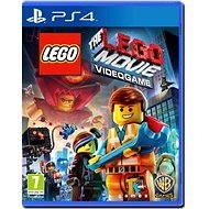 Hra na konzoli LEGO Movie Videogame - PS4
