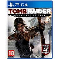 Tomb Raider: Definitive Edition - PS4 - Hra na konzoli