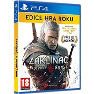 The Witcher 3: Wild Hunt - Game of the Year CZ Edition - PS4 - Console Game