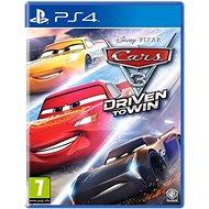 Cars 3: Driven to Win - PS4 - Hra pro konzoli