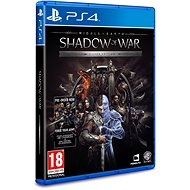 Middle-earth: Shadow of War Silver Edition - PS4 - Hra pro konzoli
