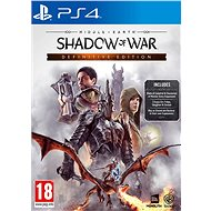 Middle-earth: Shadow of War - Definitive Edition - PS4 - Hra pro konzoli