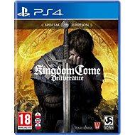 Kingdom Come: Deliverance - Speciální edice - PS4 - Hra pro konzoli