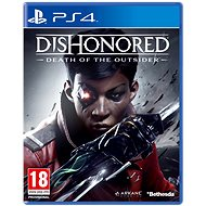 Dishonored: Death of the Outsider - PS4 - Hra pro konzoli