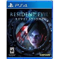 Resident Evil: Revelations - PS4 - Hra pro konzoli